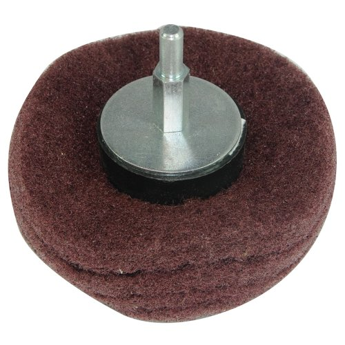 Silverline 262154 Dome Sanding Mop 240 Grit, 100 mm Test