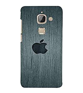 For LeEco Le 2s :: LeEco Le 2 Pro :: LeTV 2 Pro :: Letv 2 :: LeEco Le 2 Wooden Pattern, Grey, beautiful Pattern, Beautiful Pattern, Printed Designer Back Case Cover By CHAPLOOS