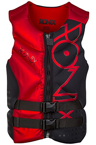 RONIX ONE CAPELLA black/anodized cherries