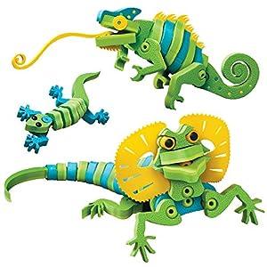 Bloco Jaszczurki i Kameleony: zestaw konstrukcyjny