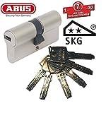 ABUS EC550 Profil-Doppelzylinder Länge 45/45mm mit 6 Schlüssel