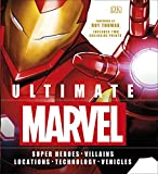 Ultimate Marvel: Includes two exclusive prints (Dk Ultimate)