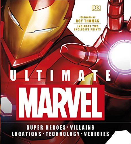 Ultimate Marvel (Dk Ultimate)