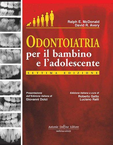 Odontoiatria per il bambino e l'adolescente