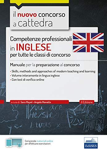 Competenze professionali in inglese tutte le