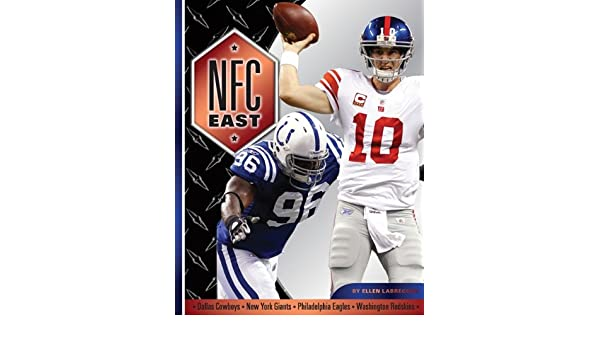 Buy NFC East (Divisions of Football) Book Online at Low