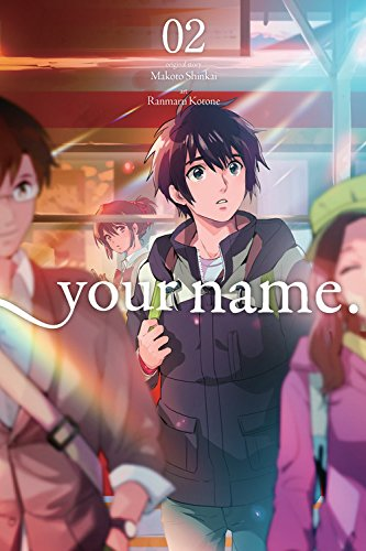 Produktbild your name., Vol. 2 (your name. (manga), Band 2)