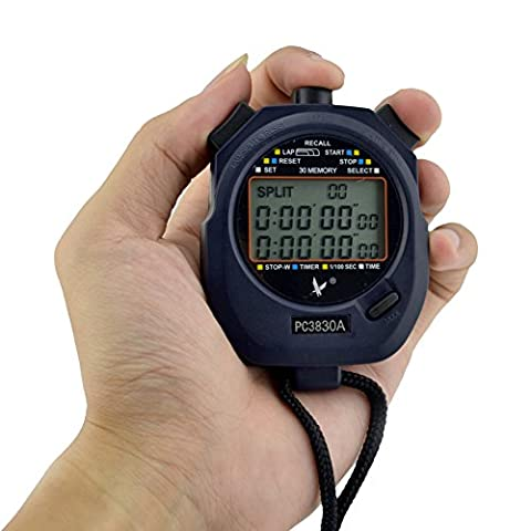 CkeyiN ® Professional Handheld 30 laps and split Recallable Memory