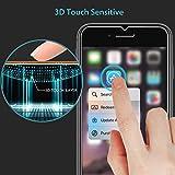 iPhone 8 / 7 / 6s / 6 Panzerglas [3 Stück] - Syncwire HD Panzerglasfolie 9H Härte 2.5D Displayschutzfolie für Apple iPhone 8 / 7 / 6s / 6 [Bruchsicher, Blasenfrei, 3D-Touch, mit Hülle Verwendbar, Leicht Anzubringen] - 51yXhR1bYqL - iPhone 8 / 7 / 6s / 6 Panzerglas [3 Stück] – Syncwire HD Panzerglasfolie 9H Härte 2.5D Displayschutzfolie für Apple iPhone 8 / 7 / 6s / 6 [Bruchsicher, Blasenfrei, 3D-Touch, mit Hülle Verwendbar, Leicht Anzubringen]