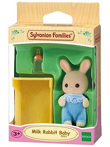 Sylvanian-Families–Familias-leche-conejo-beb