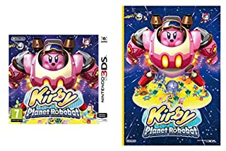 Kirby: Planet Robobot + Cuaderno (B01NCP4V1Q) | Amazon price tracker / tracking, Amazon price history charts, Amazon price watches, Amazon price drop alerts