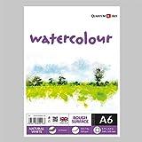 Cuaderno de dibujo de papel de artista A6, 300 g/m², color acuarela