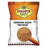#9: Dhampur Green Demerara Sugar (Fine Grain), 0.5Kg
