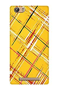 ZAPCASE PRINTED BACK COVER FOR Gionee Marathon M5 Lite