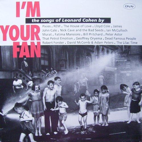 I'M Your Fan - The Songs of Leonard Cohen by... [Vinyl LP] (Geoffrey Cohen)