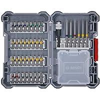 Bosch Professional Set di Punte da 40 Pezzi, Sistema Pick and Click