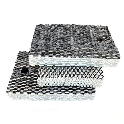 HQRP 3er Pack Filter für Sunbeam Luftbefeuchter scm630, scm630wc, scm630bc, scm631Untersetzer (Sunbeam Wasser)