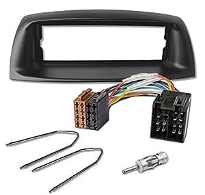 FIAT punto 188 avec kit d'outils (aCV electronic adaptateur d'antenne adaptateur 3163Set4 ##