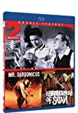 Mr Sardonicus & Brotherhood of Satan [Blu-ray]