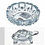 #3: Supermall New Imported Crystal Tortoise with Crystal Plate 4x4 Best for Fulfill Your Wishes and Brings Prosperity & Happiness in Your Life