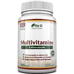 Multivitamine Nu U