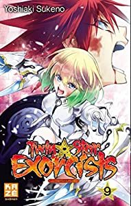 Twin star exorcists Edition simple Tome 9