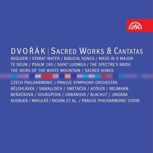 horwerke und Kantaten (Dvorak-sinfonien-box-set)