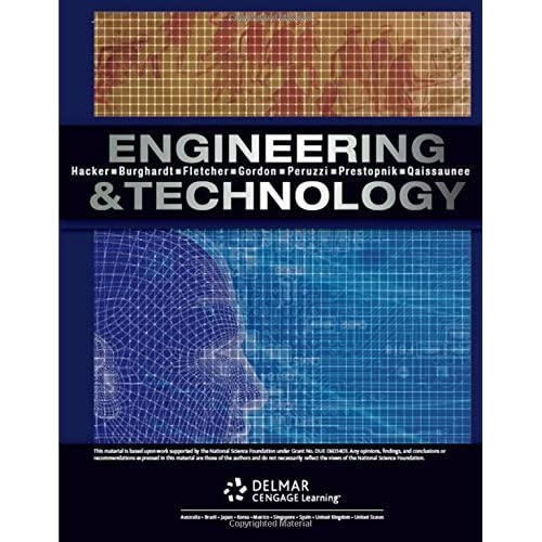 Engineering and Technology (Texas Science) by Michael Hacker David Burghardt Linnea Fletcher Anthony Gordon William Peruzzi(2009-03-18)