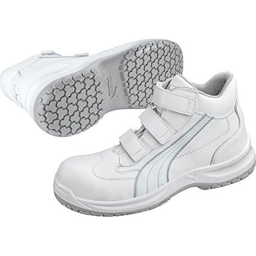 Puma Chaussures de Sécurité Cuisine Hautes Absolute Mid S2 SRC