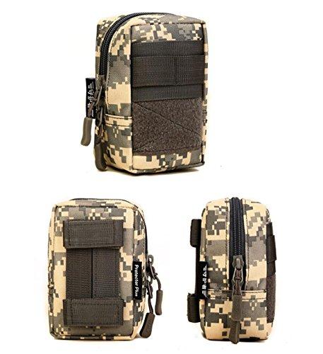 HWDSBXN Tragbare Handtasche, Rucksack Sub-Paket, einfach zu reisen, Freizeit, Urlaub, Bergsteigen Tasche D