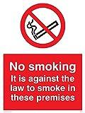 """Viking signos ps981-a5p-ac""""no fumar. Es"""