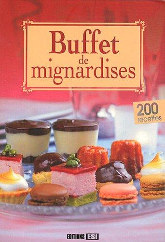 Buffet de mignardises por Sylvie Aït-Ali