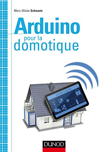 Book's Cover of Arduino pour la domotique Hors collection