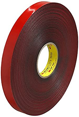 """TapeCase 4646 2"""" x 3""""-25 Rectangles Adhesive Tapes,25 mil (0.64mm) Thick (Pack of 25)"""