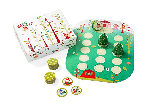 Lilliputiens 86454 - Rotkäppchen Spiel