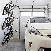 perg Transferencia 3PC en la Pared Bicicleta Anclada Steht Acero de Apoyo Bike Ciclismo Pedal de neumáticos de Memoria de Colgar de Estructura