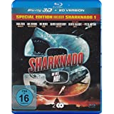 Sharknado 3 Oh Hell No! - Special Edition inkl. Sharknado 1 - 2 Blu-ray 3D & 2D Uncut