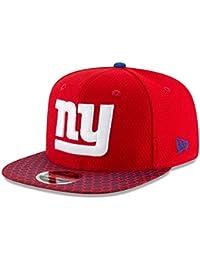 New Era Snapback Cap - NFL 2017 SIDELINE New York Giants