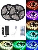 LED Strips Lights 10m Jayol LED Strip Lights Kit with Waterproof 5050 RGB