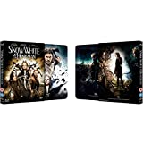 Snow White and the Huntsman 2016 UK Exclusive Steelbook with Slipcase Limited to 2000 copies Blu-ray Region free