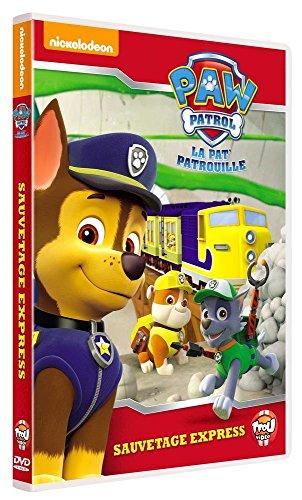 Paw Patrol La Pat Patrouille 2 Sauvetage Express