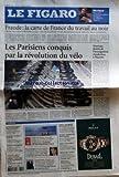 FIGARO (LE) [No 19605] du 14/08/2007 - MUSIQUE - PLUSIEURS ORCHESTRES FRANCAIS CHANGENT DE BAGUETTE - FRAUDE - LA CARTE DE FRANCE DU TRAVAIL AU NOIR - LES PARISIENS CONQUIS PAR LA REVOLUTION DU VELO - NOUVEAU DRAME DE L'IMMIGRATION CLANDESTINE A MAYOTTE - GEORGE BUSH PERD SON CERVEAU POLITIQUE - L'ESSENTIEL - UN AN APRES LA GUERRE LIBANO-ISRAELIENNE - LA PARTITION DU KOSOVO SE PROFILE - SARKOZY A PARIS SAMEDI - LE CARNET - L'EDITORIAL D'YVES THREARD - PARIS - MAIS OU EST L'OPPOSITION - LE SOMMA