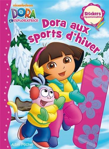 Dora aux sports d'hiver