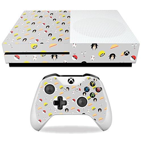 lie für Microsoft Xbox One Elite Controller, langlebig, Vinyl-Aufkleber, einfach anzubringen, zu entfernen und zu ändern ()