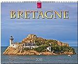 Bretagne 2016: Original Stürtz-Kalender - Großformat-Kalender 60 x 48 cm [Spiralbindung]