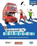 Lextra junior - Englisch - Unterwegs in Großbritannien: Selbstlernbuch mit Hör-CD: Sprach-/Reiseführer für Kinder - TING-fähig