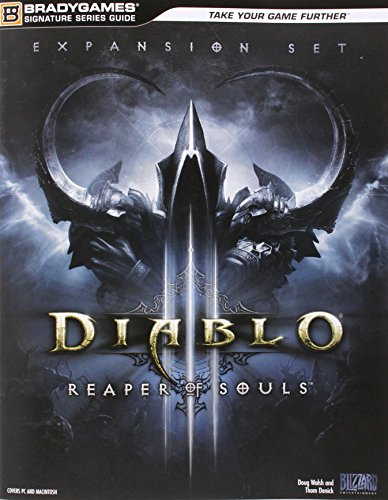 Diablo III: Reaper of Souls Signature Series Strategy Guide (Offical Strategy Guide) por BradyGames
