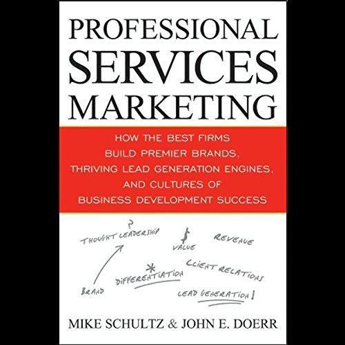 Professional Services Marketing  Audiolibri