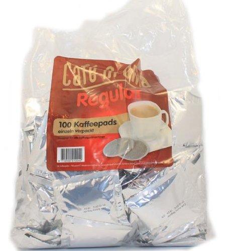 Café Aroma Regular 100 Kaffeepads Megabeutel
