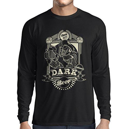 n4346l-t-shirt-long-sleeve-dark-beer-xx-large-black-multi-color